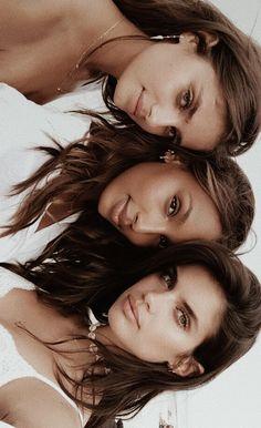 ✧ smile more ✧ ~ yasmine_jaber Jasmin Tookes, Modelos Victoria Secret, Pretty People, Beautiful People, Photo Portrait, Vs Models, Insta Models, Bff Pictures, Bff Pics