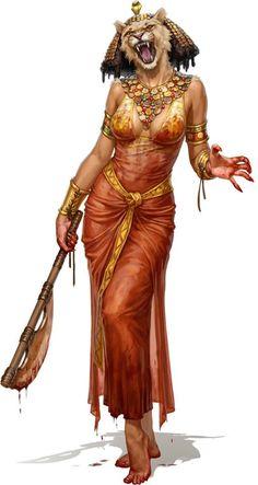 Sekhmet : es una de las facetas de la diosa Bastet; Sekhmet es la diosa de la guerra y la destrucción . Bastet diosa de de la fertilidad y la prosperidad del hogar