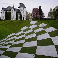 Garden of Cosmic Speculations, Scotland   jebiga  