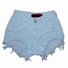 Hot Pants, Short Outfits, Jean Outfits, Ripped Shorts, Denim Shorts, Brooklyn Style, True Religion Jeans, Girls Jeans, Short Girls