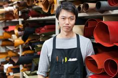 Herz: Handcrafted Leather in the Heart of Tokyo | 08 eightframe — Journey through another Japan