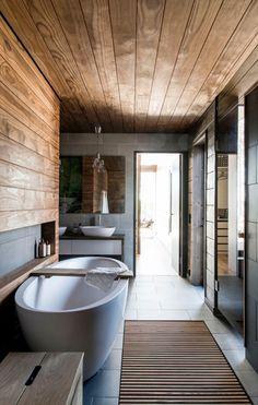 Bathroom Goals, Laundry In Bathroom, Bathroom Ideas, Scandinavian Baths, Sauna Design, Scandi Home, Country House Interior, Steam Room, Home Spa