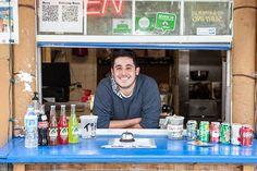 Join our front window cashier & social media manager Alberto Jauregui for #TacoTuesday! Photo by Richard Ebeling #TY