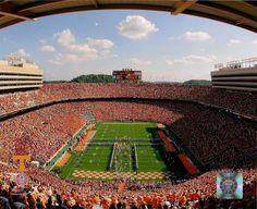 Neyland Stadium - Knoxville TN