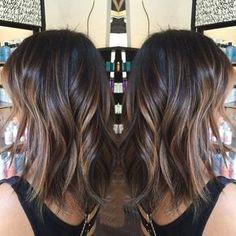 cool Модное калифорнийское мелирование волос (50 фото) — На темные и светлые локоны