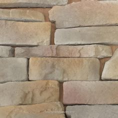 Manufactured Stone Veneer - Stacked Stone Collection - Sandstorm