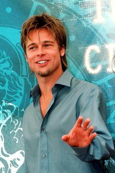Brad Pitt news and features Angelina Jolie, Jolie Pitt, Jennifer Aniston, X23 Logan, Brad Pitt Hair, Young Brad Pitt, Brad Pitt Style, Brad Pitt News, Bradd Pitt