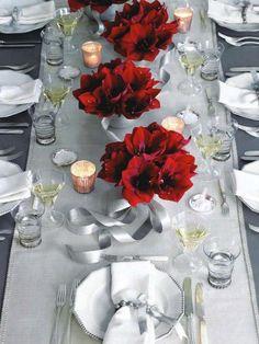 Flower talk: de allerleukste kerstdecoratie tips voor een feestelijke tafel - Roomed | roomed.nl