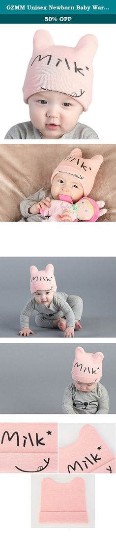 GZMM Unisex Newborn Baby Warm Fashion Soft Knit Hat Beanie Cap. This hat is so simple design ,no visual fatigue after long time .It could be for baby boy or girl,three size for your choose . Brand : GZMM is registered by us in the United States Size : it is very important to make sure of your baby 's circumference before you buy. Due to the different measurement methods will be about 1-2cm deviation. When you buy, or after you buy, you have any questions about products, you can contact us...
