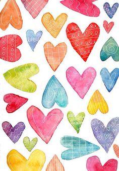 Imagem de wallpaper and heart