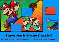 Rompecabezas de Mario Bros