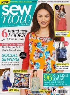 Download Sew Now 7 Templates - Sew Now magazine