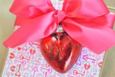 C'est si bon valentine gift of personalized scriptures. perfect craft idea & gift idea for valentines day