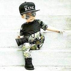 Baby boy fashion style swag hair cut 23 Ideas for 2019 Fashion Kids, Boy Fashion 2018, Toddler Boy Fashion, Fashion Wear, Fashion Clothes, Swag Fashion, Girl Toddler, Fashion Boots, Stylish Little Boys