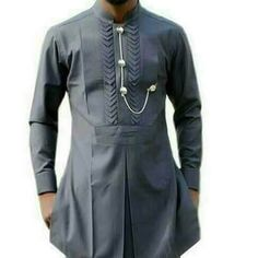 African Clothing for Men Traditional African Print by MalvisCo