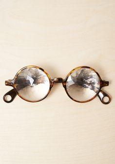 Future Eyes Kaleidoscope Glasses   Beautiful Dreamers