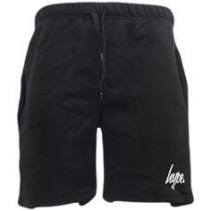 Just Hype Jogger Shorts / Plain Sweatpant Soft Cotton Bottoms black Jogger Shorts, Joggers, Sweatpants, Hype Clothing, Gym Men, Cotton, Clothes, Black, Fashion