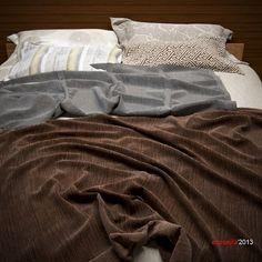 Bedscene Modeling with Marvelous Designer