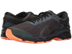 ASICS GEL-Kayano(r) 24 Lite-Show Men's Running Shoes Phantom/Black/Reflective