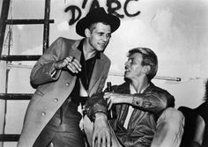 Paul Simonon e David Bowie