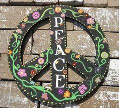 PEACE TO FOLLOW YOU WHERE EVER YOU GO.
