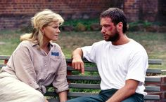 Deb and Hugh Jackman in Corelli.