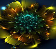 arte fractal Silvia Cordedda