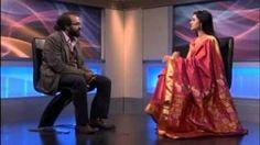 Maple Vedas author K. Gandhar Chakravarty interviewed on Toronto's OMNI TV.