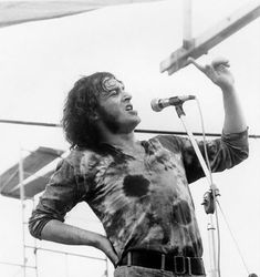 Joe Cocker. This Day in History: Aug 15, 1969: The Woodstock festival opens in Bethel, New York