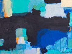 """""""Urban Blue"""" Design du Monde: Artist Claire Desjardins"""