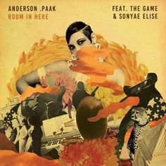 """Anderson .Paak: """"Room in Here"""" [ft. The Game and Sonyae Elise] 