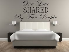 Loving You Is A Wonderful Way To Spend A Lifetime Wall Art Decal - Custom vinyl wall decals sayings for living room