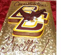 boston college cake