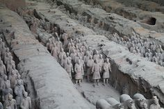 Terracotta Army, Xian, China Photo by: Diane Taylor