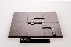 The A-1 Scrabble designer edition by Andrew Clifford Capener.