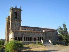 Iglesia Románica de Rebolledo de la Torre - Burgos por Soledad Diez Martinez