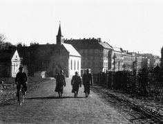 Nysa (Poland) after the WWII