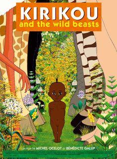 Kirikou and the Wild Beasts / HU DVD 3463 / http://catalog.wrlc.org/cgi-bin/Pwebrecon.cgi?BBID=7825399