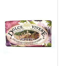 Buy Dolce Vivere Portofino Soap at Adagio London. Free UK Mainland delivery over All Nesti Dante soaps are made from vegetable oil and are vegan. Perfume Ad, Vintage Perfume, Soap Packing, French Soap, Italian Beauty, Rose Water, Handmade Soaps, Bar Soap, My Beauty