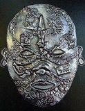 Tooling foil cultural masks