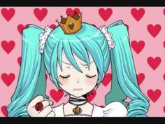 Deal with it. Miku was on the Letterman show. Just awesome.