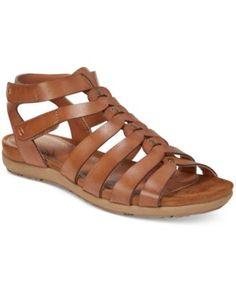 7ddb29373b8d Bare Traps Ronah Flat Gladiator Sandals Shoes - Sandals   Flip Flops -  Macy s