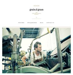 Grain & Gram