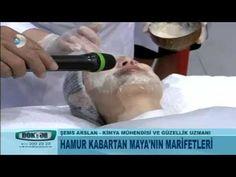 5 yaş gençleştiren maya maskesi Şems arslan - YouTube