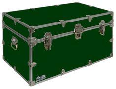 UnderGrad Footlocker from Everything Summer Camp. C&N Footlocker for summer camp, college or storage.