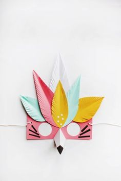 Graphics Lucille Michieli #Mask #kids #graphics