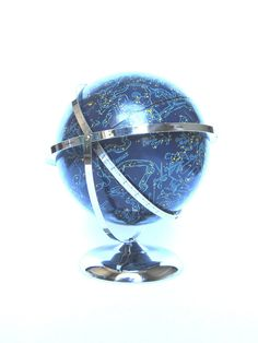 Cool celestial globe from Etsy.