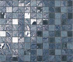 Four Seasons ocean by Ceramiche Supergres | Ceramic mosaics