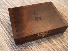 Wooden Tenkara Fly Box