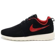 best loved b6309 5f014 Nike Roshe Run Premium Anthracite Black Alarm Red Sail White Suede,Roshe  OnSale! Run,Shoes,Sneakers,Kicks